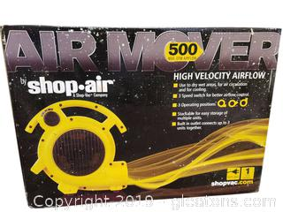 Air Mover By Shop Air A Shop Vac Company New In Box