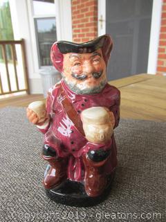 "Royal Doulton ""Flastaff"" Mug Figurine"