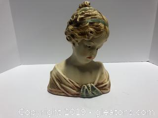 New Art Wares Victorian Bust