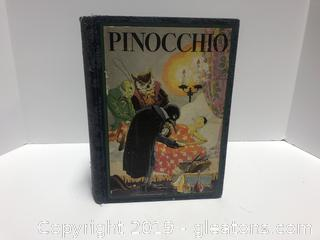 1932 Copyright Pinocchio