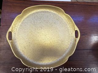 Pickard Vintage Gold #722 Round