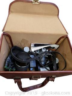 Vintage Pentax Me 36mm Film Silver Asahi.
