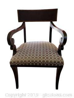 Modern Style Vintage Look Accent/Armchair