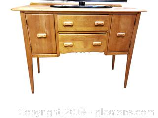 Mid Century Farmhouse/French Country Stickley Side Buffet/Sideboard