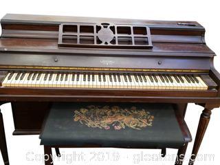"Aeolian ""New York"" Vintage Piano"