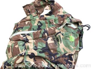 Lot Of 6 Army Jackets