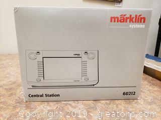 Marklin 60212 Central Station