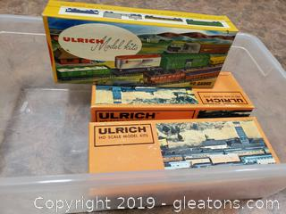 Ulrich Model Kits/ (3) Ito Scale All Metal