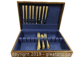 Valuable Sterling Flatware from International Sterling
