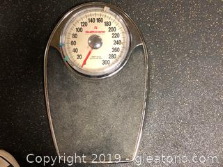Vintage Health O.meter Dial Scale