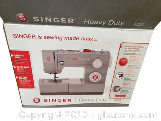 Heavy Duty Singer Sewing Machine