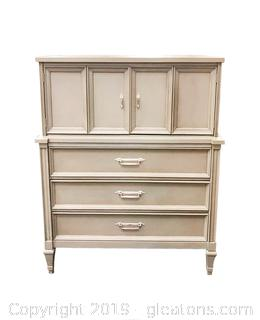 "Mid Century Chest Of Drawers ""White Furniture Co."