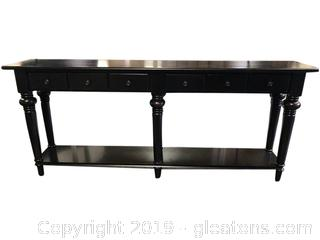 Hooker Furniture Co. Double Foyer Table LIKE NEW