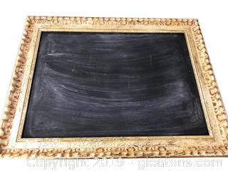Frame With Chalkboard