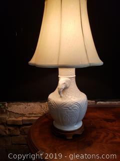 Elephant Lamp Very Pretty Decorative Lamp