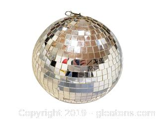 Original Disco Ball from Limelight Discotheque Atlanta