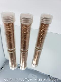 1969 Pennies