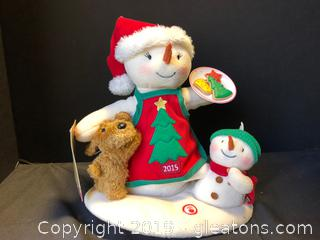 Lot 63 2015 Hallmark Time For Cookies Musical