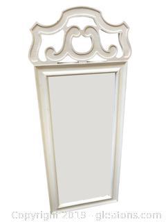 Lot 388 Vintage Mirror