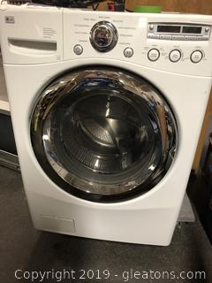 LG Front Load Washer - Ultra Capacity Direct Drive Stainless Drum