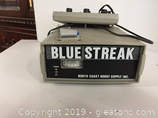 Blue Streak Power Supply