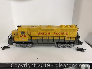 """U.P. """"G"""" Scale GP Diesel"""