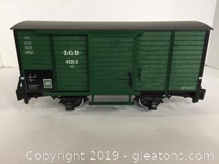 LGB Boxcar