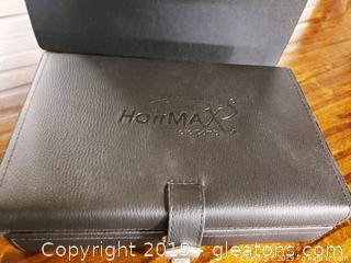 "Electric ""Hairmax"" Laser Comb In Nice Case"