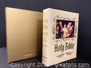 New In Box Desktop Bible