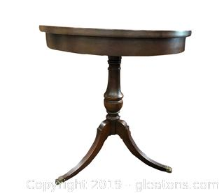 Mersman Round Occasional Table