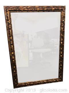 Gold Moulded Mirror