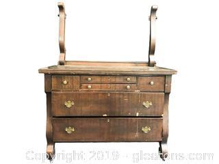 Baroque Dresser (B)