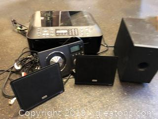 Home Electronics Lot