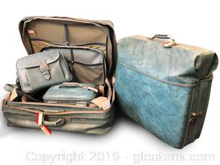 Vintage American Tourister Luggage