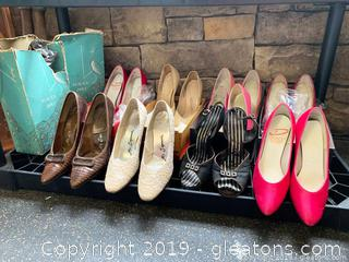 Vintage Shoes Lot