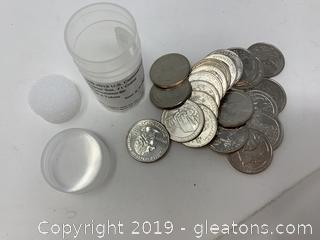 U.S. Commemorative Quarter Set