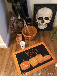 Halloween Deocroation Lot