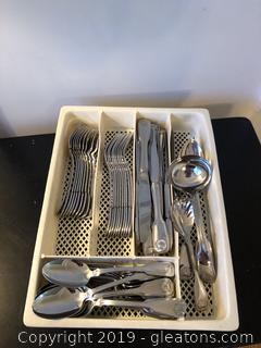 Reed and Barton Stainless Flatware