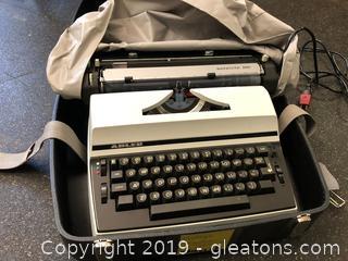 Adler Electric Typewriter