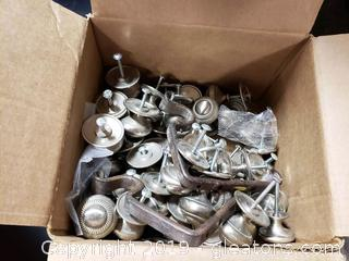 Box Of Cabinet Knobs
