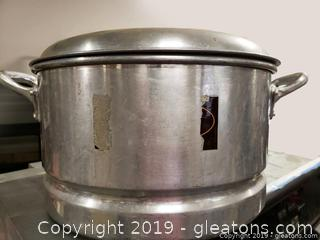 Large Canning Pot Stock Pot