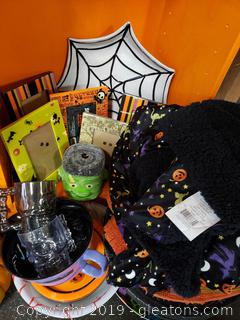 Halloween Lot (1) Decor