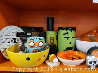 Halloween Lot (3) New Decor