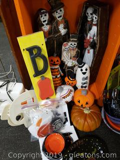 Halloween Lot (6) Decor
