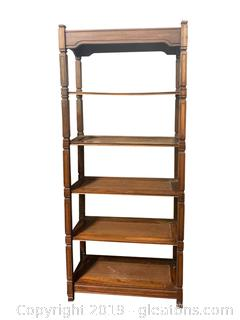 Bookshelf Mid Century