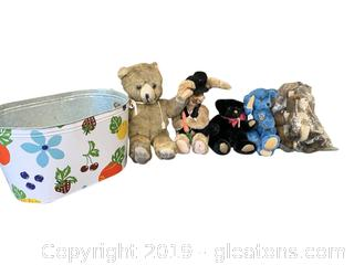 Vintage Teddies Collection