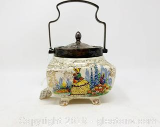 English Ware Jelly Container