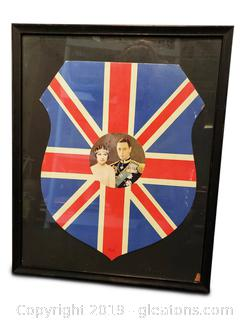 1937 King George VI Coronation Shield