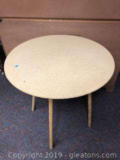 """30"""" Table Base"""