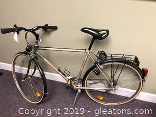 Vintage Peugeot Princeton Mens Bike